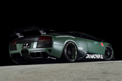 Lamborghini Murcielago от Liberty Walk Performance