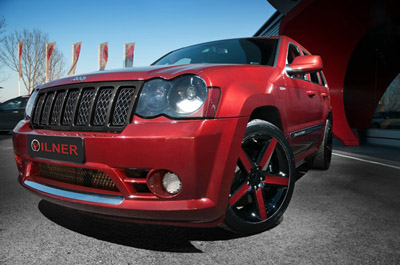 Jeep Grand Cherokee SRT600 в тюнинге Vilner